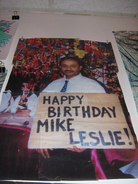 Happy Birthday Mike Leslie! | Flickr - Photo Sharing!