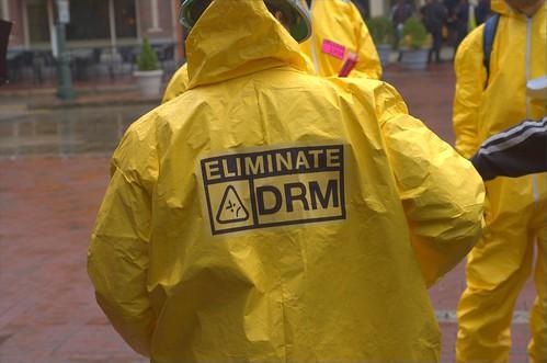 Eliminate DRM suit