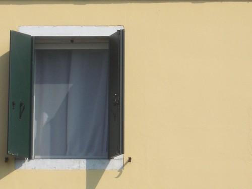 Burano's windows