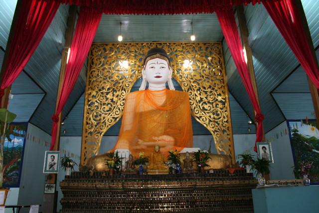IMG_1171 Mae Hong Son - Wat Chong Kham