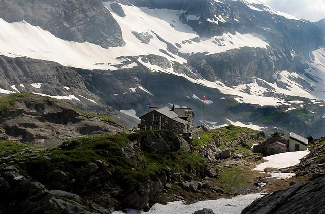 Cabane de Susanfe