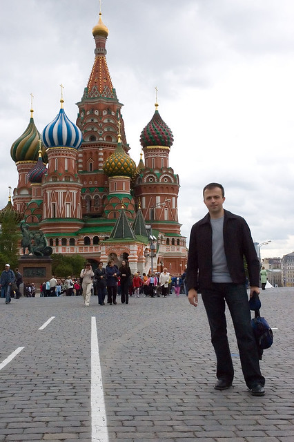 St. Basil's and me