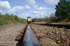 Farewell of Class 51 locomotive