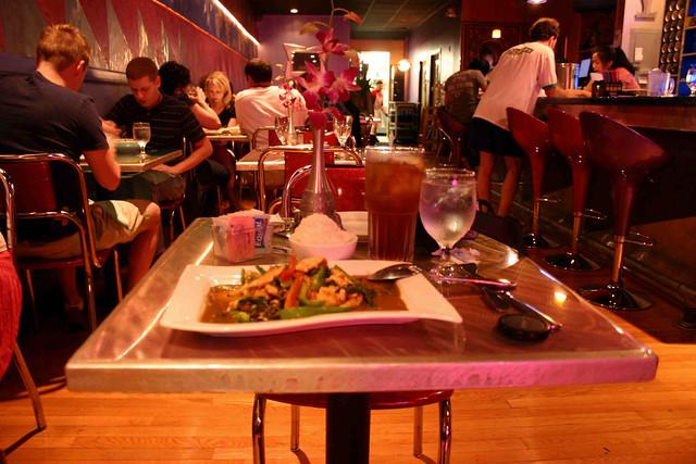Thai Restaurants Northwest Portland