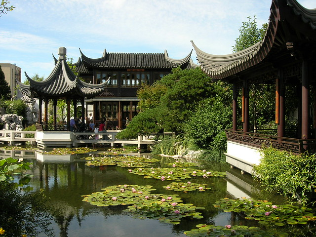 Chinese Garden Portland Classical Chinese Garden Main Are By Jasonsisk Flickr Photo