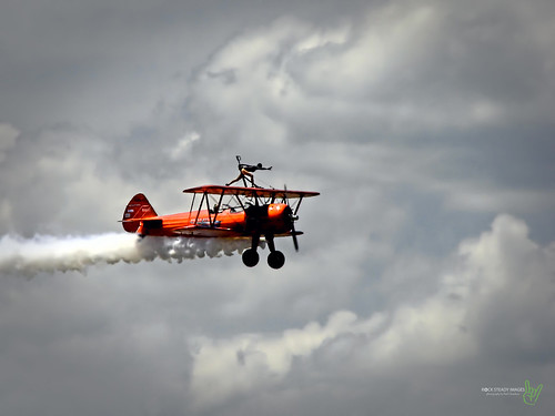 aviation airshow 200views 50views biplane wingwalker 25views bypaulchambers rocksteadyimages