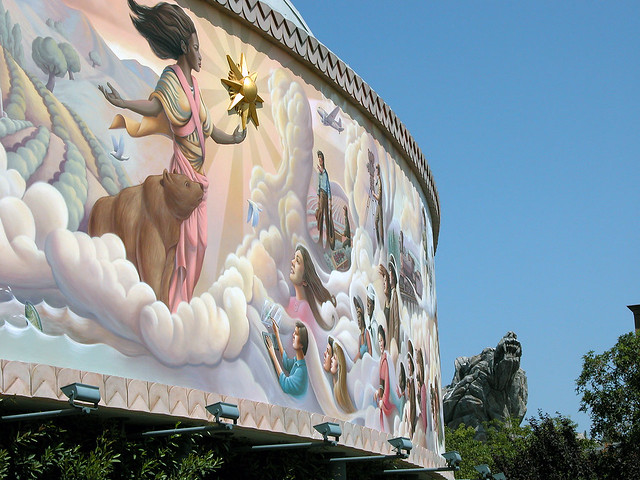 Golden Dreams Mural
