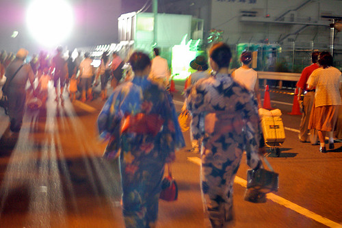 yukata's-way-home