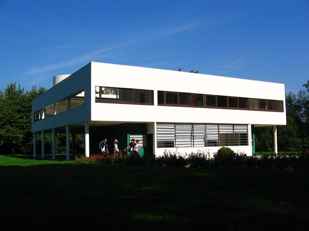 Corbusier Villa Savoye