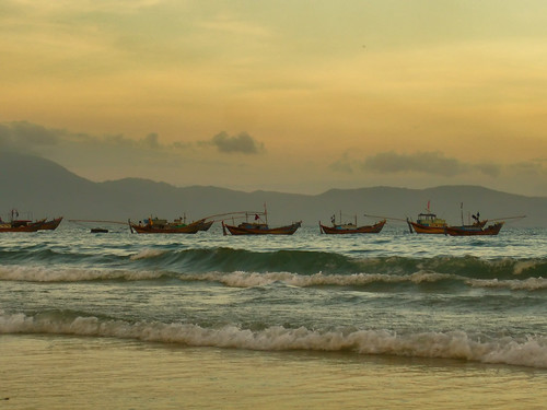 Nha Trang country side sea