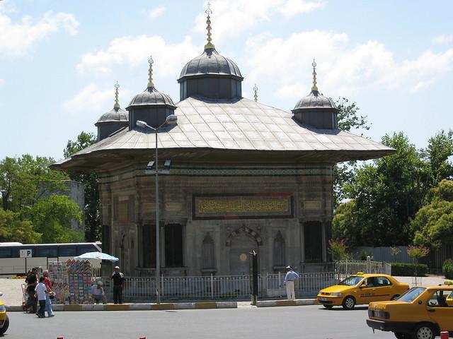 Fountain of Sultan Ahmet III  Flickr - Photo Sharing!