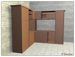 wood stain(0.0), sideboard(0.0), desk(0.0), shed(0.0), drawer(1.0), furniture(1.0), wood(1.0), cupboard(1.0), wardrobe(1.0), cabinetry(1.0),