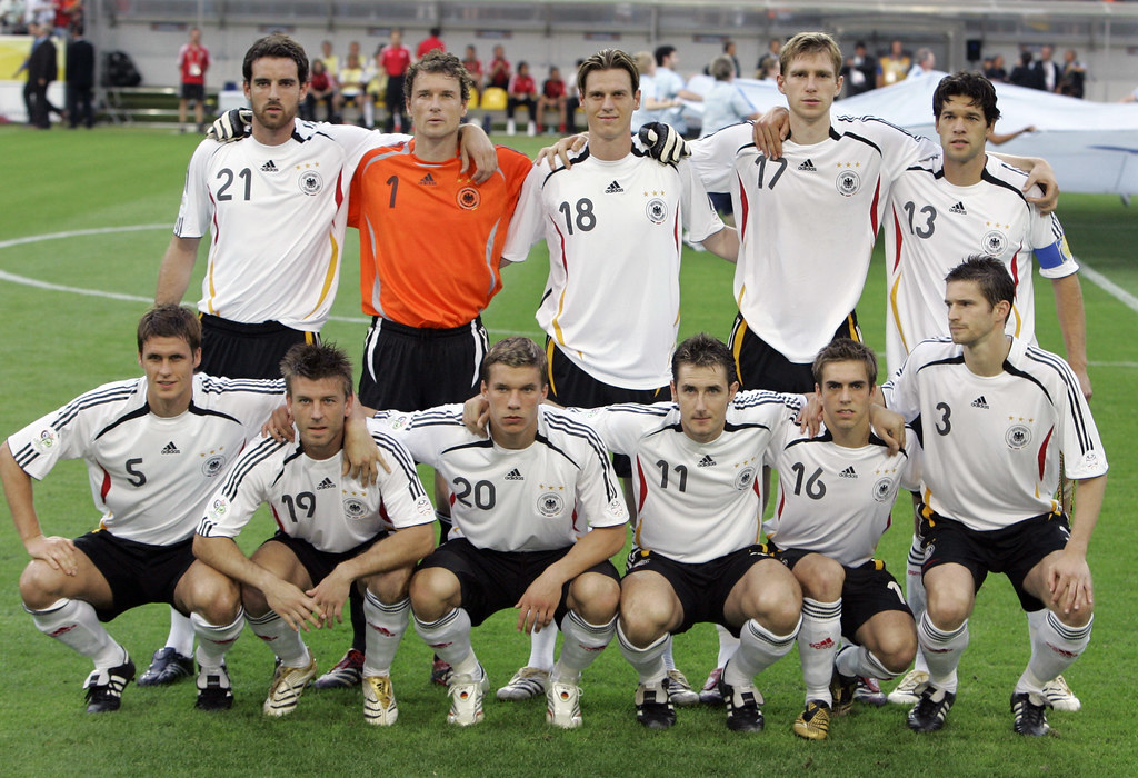 Image result for german world cup team 2006