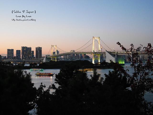 台場一日遊台場海濱公園夜景百貨公司必看 (28)