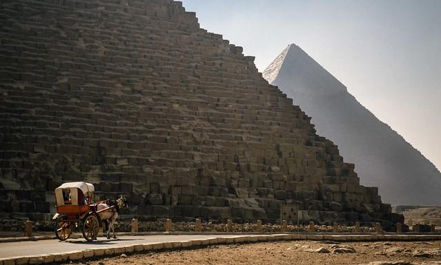 Egypt - Cairo Cart