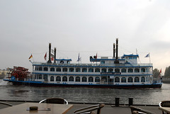 ferry, vehicle, ship, sea, channel, passenger ship, paddle steamer, cruise ship, watercraft, boat, steamboat, waterway,