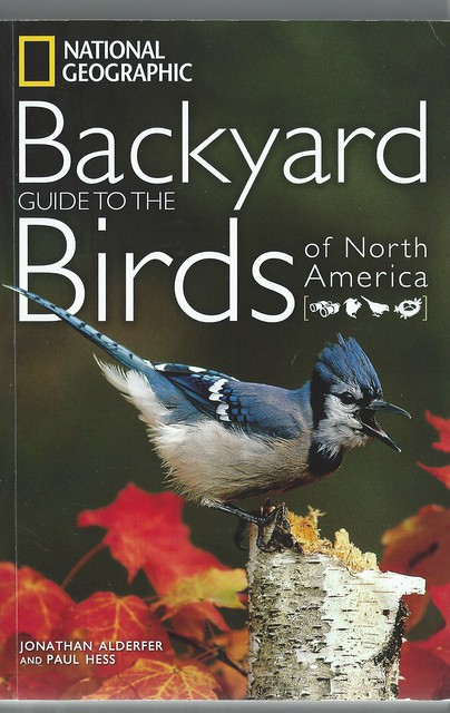 Backyard Birds Cover
