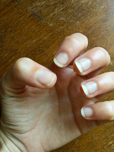 Jamberry Nails - Removed