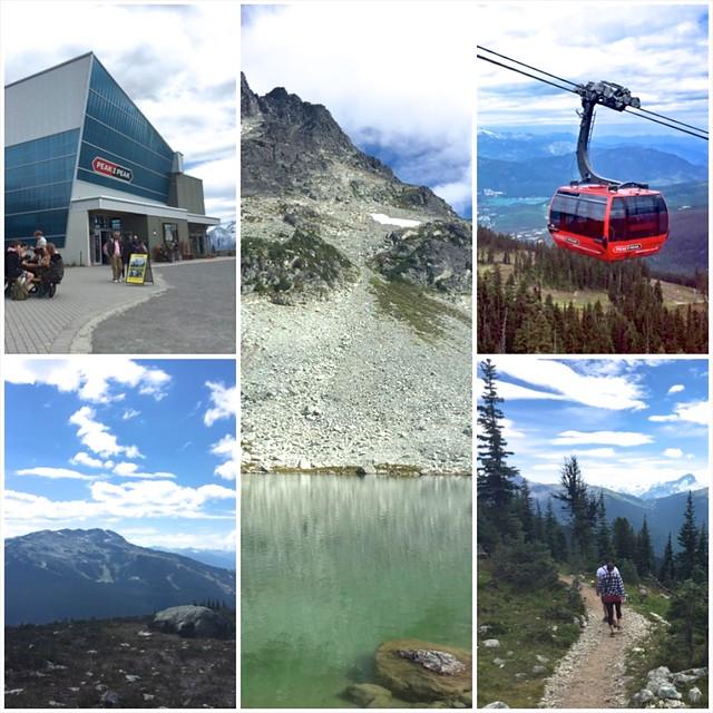 Peak2Peak Gondola and Hike