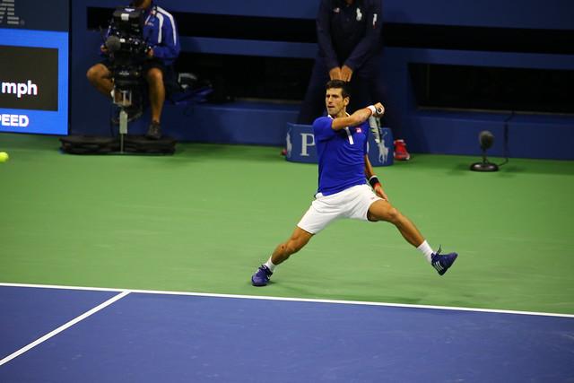 2015 US Open final