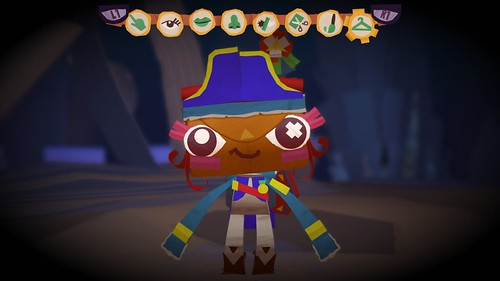 Tearaway Costume Competition Winner! (atoi ingame)