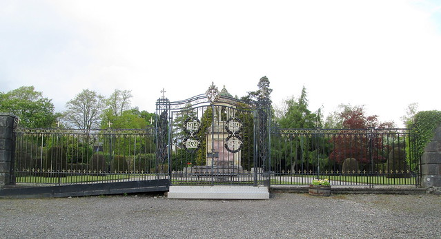 Helensburgh War Memorial Gates