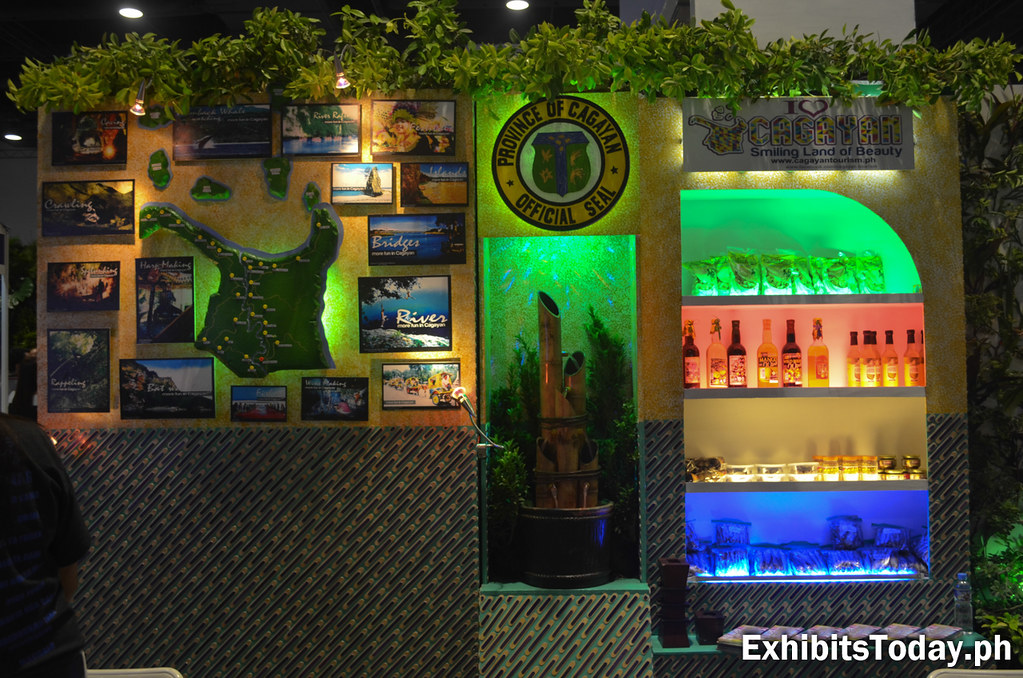 Province of Cagayan Exhibit Stand
