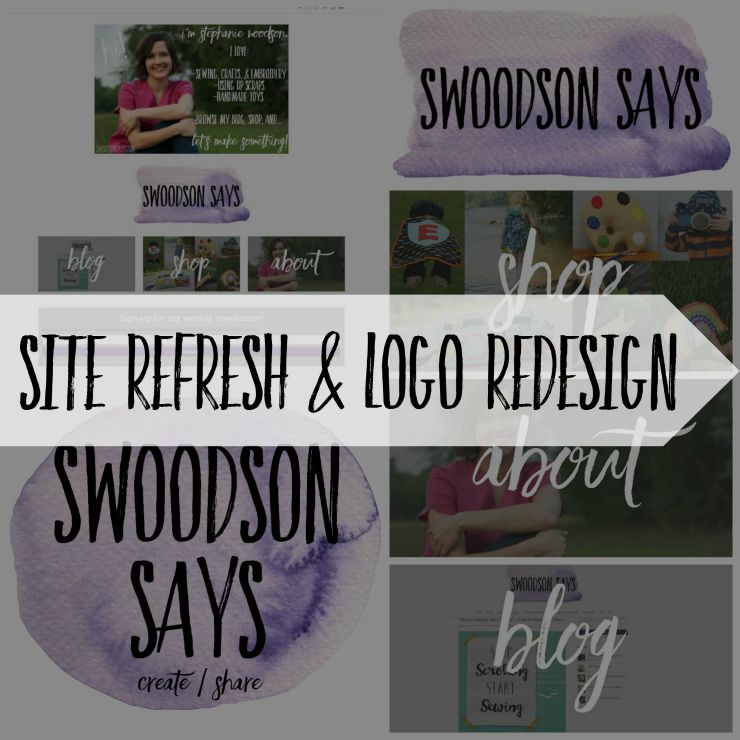 Swoodson Says Redesign & Refresh