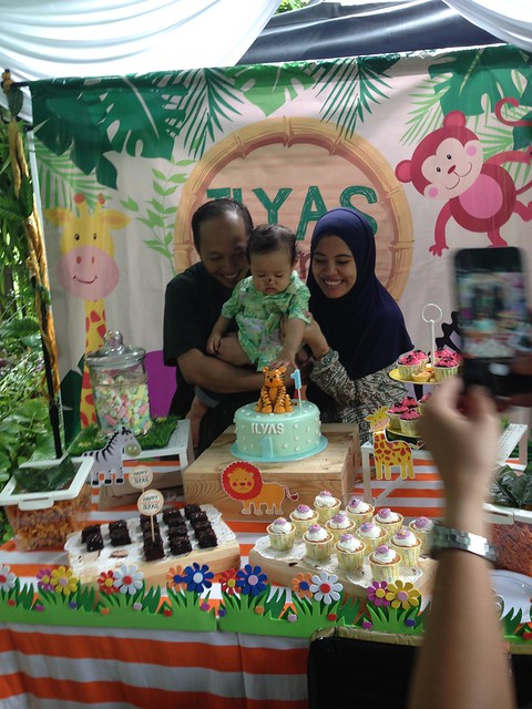 Ilyas Birthday Celebration