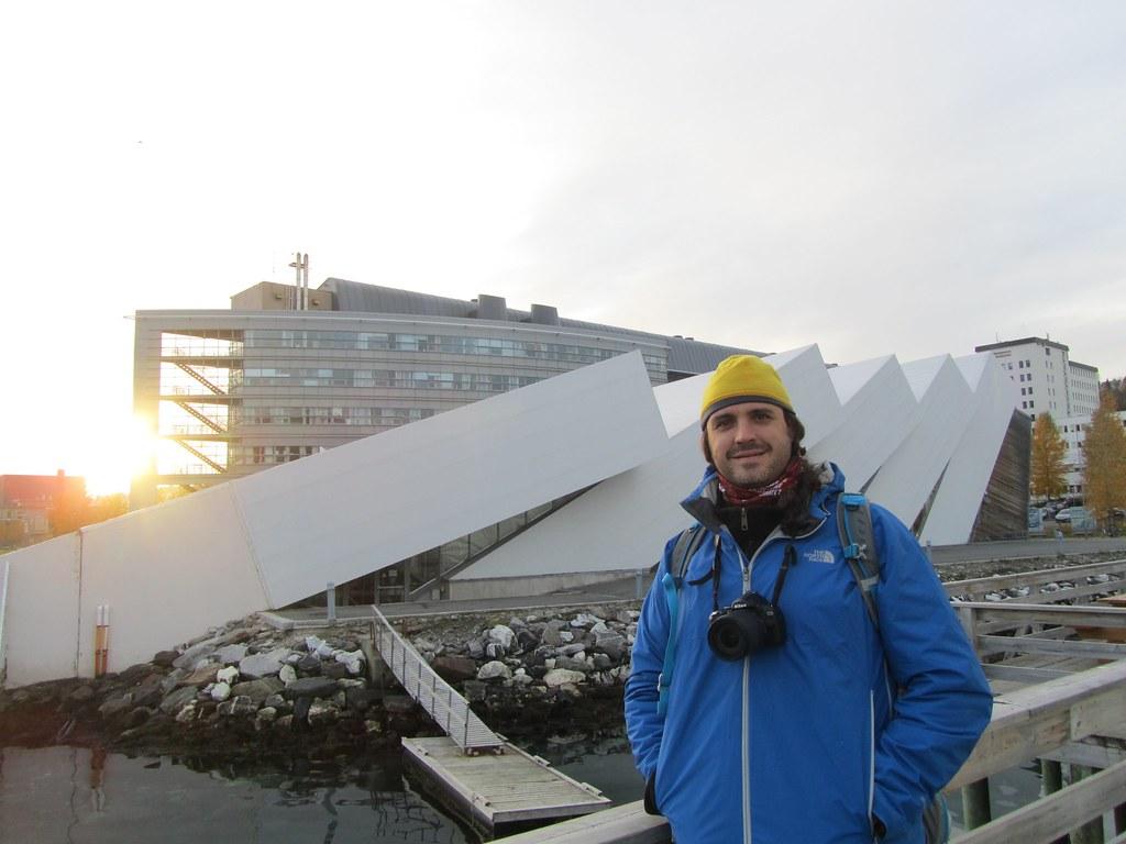 Polaria en Tromso