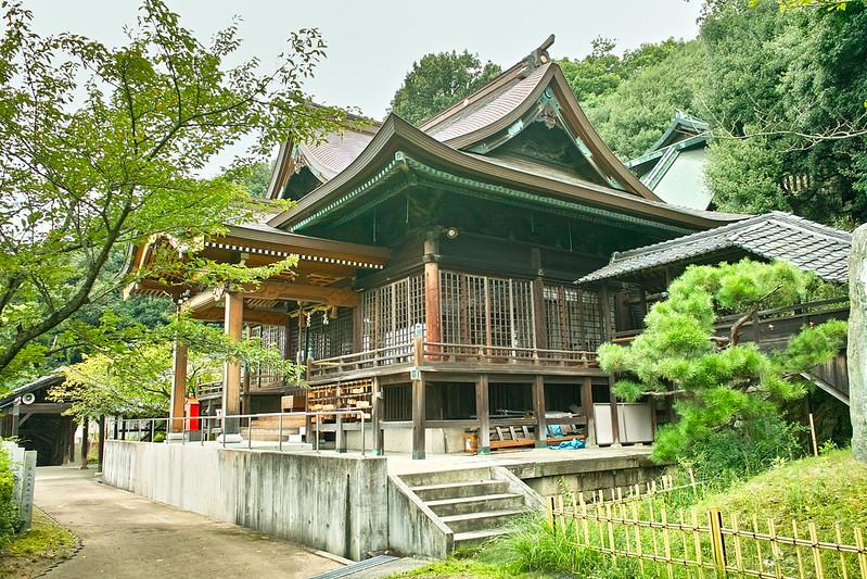 箆取神社 #8
