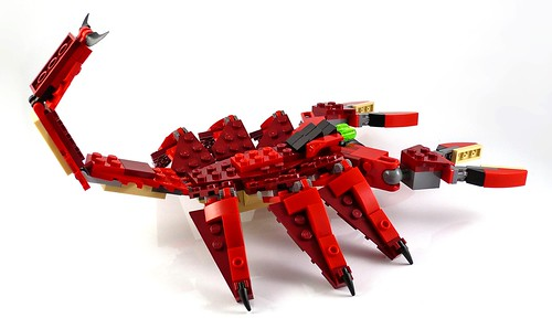 LEGO Creator 31032 Red Creatures 15