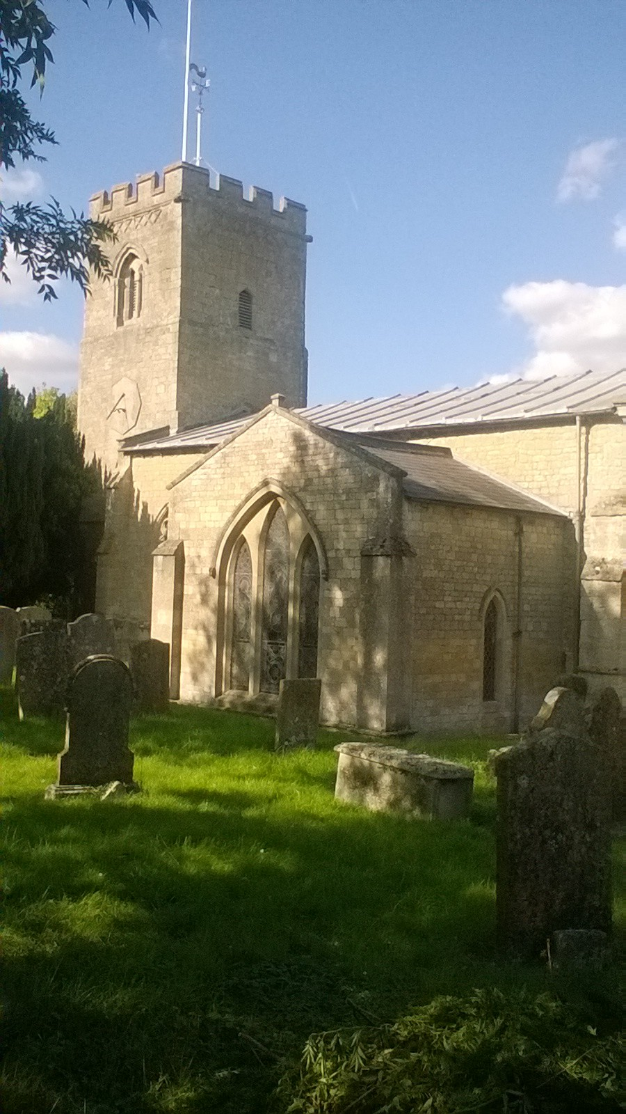 St James' Church, Castle Bytham