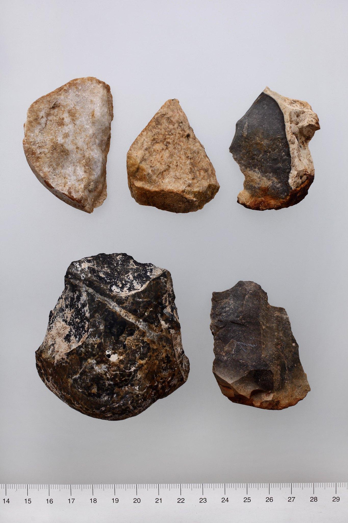 Mogyorósbánya paleolitikum 5. ábra