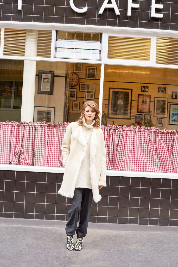 Линдси Виксон — Фотосессия для «Bergdorf Goodman» 2015 – 5