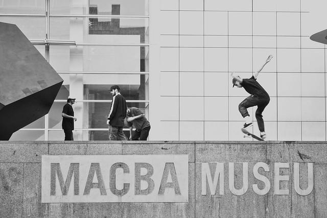 MACBA, Barcelona