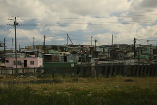 Mitchell's Plain Shantytown