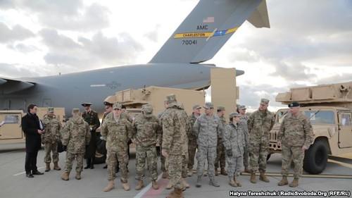 Українська армія отримала від США сучасні радіолокаційні станції