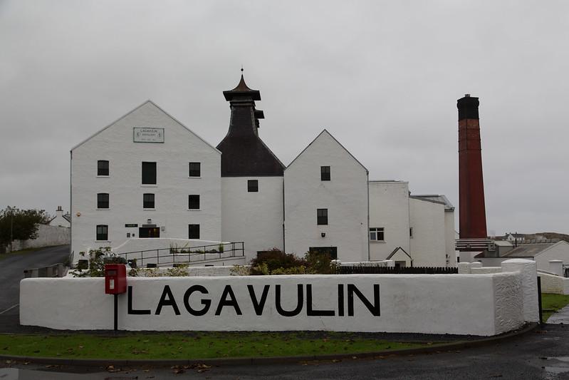 Lagavulin Distillery #夢見た英国文化
