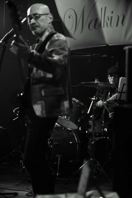 JAMES BAND live at Walkin', Tokyo, 01 Nov 2015. 224