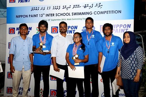 Nippon Paint 13th Inter School Swimming Competition 2015 435 | by MDVswim