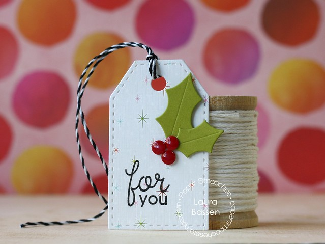 Paper Smooches-Gift Tags 3 Dies