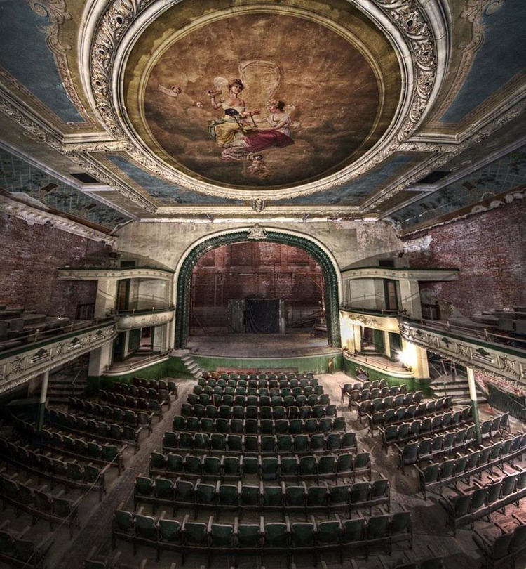 Orpheum Auditorium (New Bedford, Massachusetts)