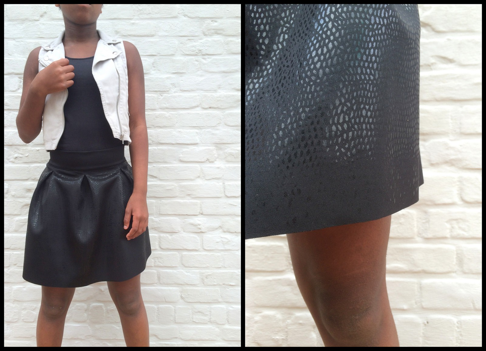 neoprene skirt (collage2)