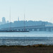 Looking to the Bay Bridge by UnsignedZero
