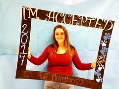 Congratulations to Shyanne Kosler who got accepted to the University of Texas at Arlington in Arlington, Texas! #CollegeBound #CollegeBoundBulldogs #Somerset2017