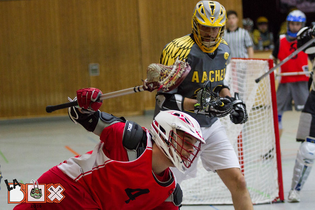LaBox 2016 Herren Aachen vs. BLAX