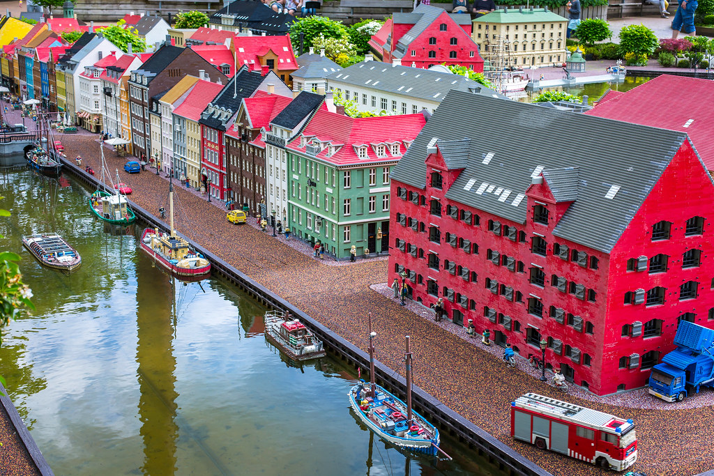 Denmark. Legoland