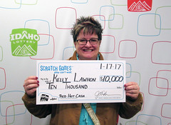 Kelly Lawhon - $10,000 Red Hot Cash