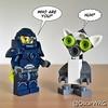 #LEGO_Galaxy_Patrol #LEGO #TBB #Lemur @lego_group @lego Brickset The Brothers Brick